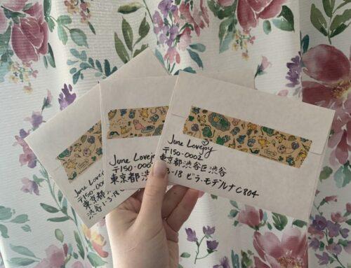 June Lovejoy Fan-Mail Mailing Address